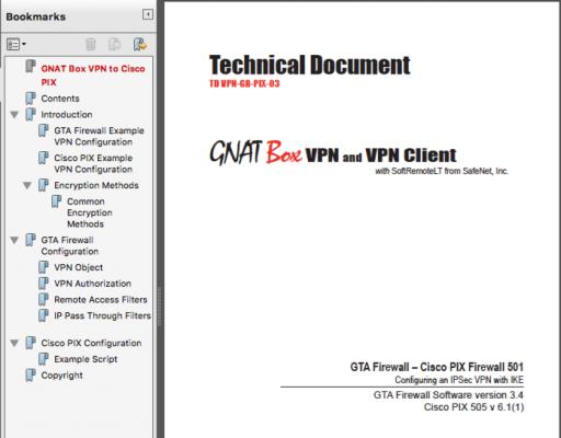 Cisco PIX Firewall 501: Configuring an IPSec VPN with IKE